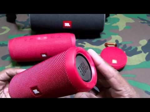JBL Flip 3 Splash Proof Bluetooth Speaker