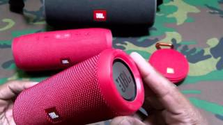 JBL Flip 3 Splash Proof Bluetooth Speaker