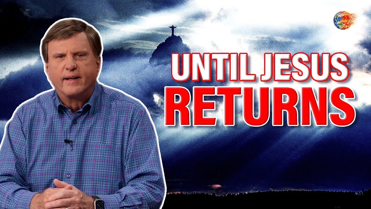 Until Jesus Returns  Tipping Point  End Times Teaching  Jimmy Evans