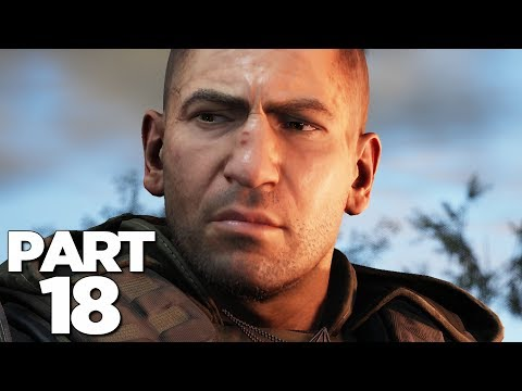 GHOST RECON BREAKPOINT Walkthrough Gameplay Part 18 - HANK HUA (FULL GAME)