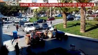 Ανυποχώρητοι οι αγρότες - MEGA ΓΕΓΟΝΟΤΑ