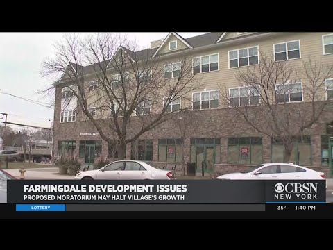 Is Farmingdale Growing Too Quickly?