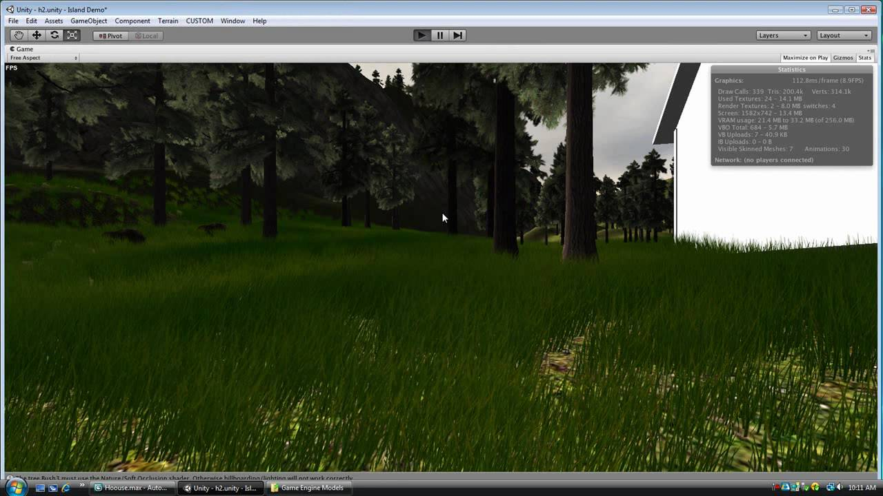 How to export models from 3ds Max into Unity 3d EASY