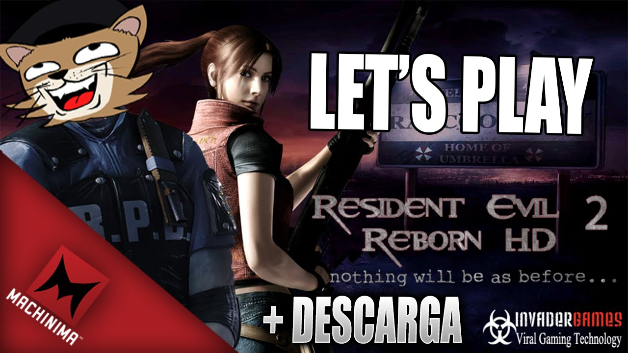 resident evil 2 lets play
