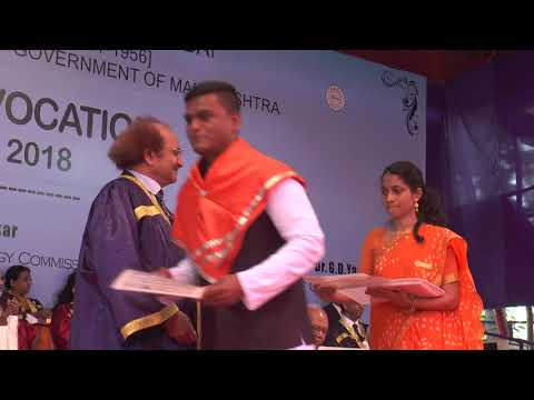 Seventh convocation of ICT - 23rd February 2018 - Convocation Ceremony