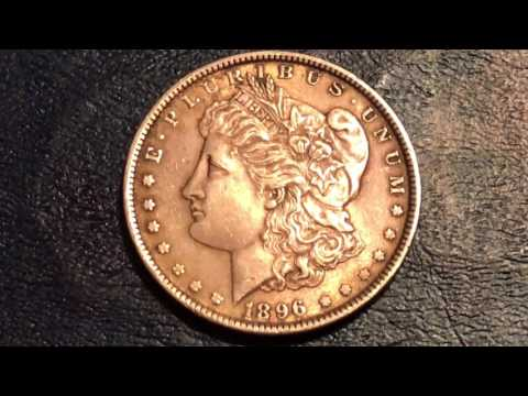 How valuable is your 1896 Morgan Silver Dollar?