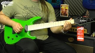 Jackson Guitars - Great New Stuff for Summer 2015
