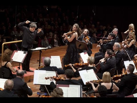 Brahms: Concerto per violino - Antonio Pappano / Janine Jansen - 21, 23 e 24 febbraio 2015