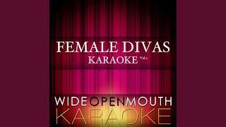 Te Amo (In the Style of Rihanna) (Karaoke Version)