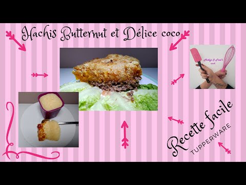 hachis-de-butternut-et-dÉlice-de-coco-recette-facile-tupperware,-microvap,-ultrapro