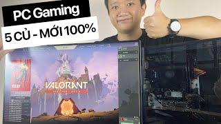 BUILD PC GAMING 5 TRIỆU - MỚI 100%: Liệu có khả thi không?