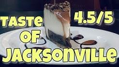 Food Adventures- Taste Of Jacksonville