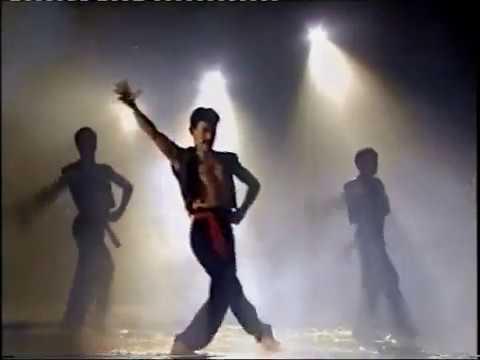 Башкирский танец джигитовка