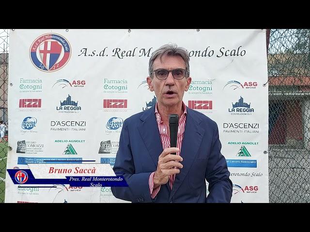 Presentazione Real Monterotondo Scalo