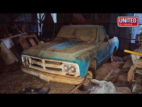 BARN FIND RESURRECTION | 1967 GMC Shortbed Truck