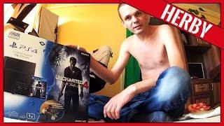PlayStation 4 Unboxing és Beüzemelés