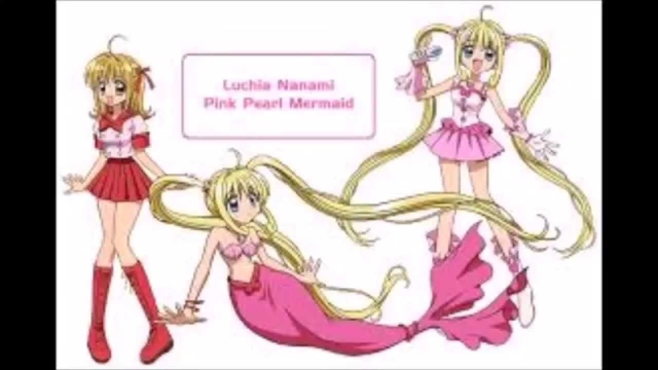 Nightcore  Mermaid Melody Pichi Pichi Pitch  Chanson De Lucie