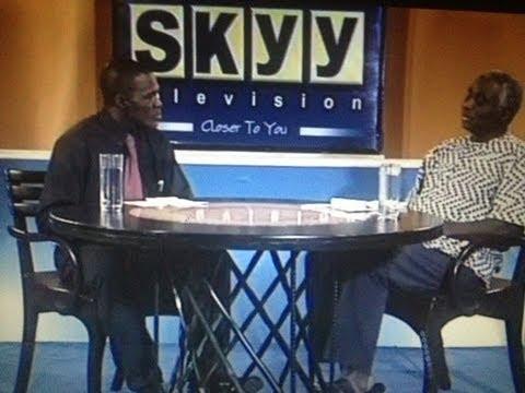 Tsatsu Tsikata Talks to Phillip Nyakpo