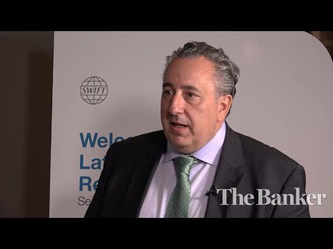 Juan Martinez, managing director, Latin America & the Caribbean, SWIFT - View from LARC 2018