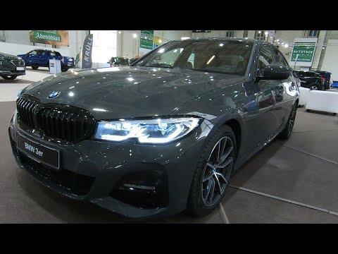 2019 New BMW 3 Series Exterior Interior