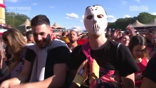 Partyraiser vs. Bulletproof @ Harmony of Hardcore festival 2019