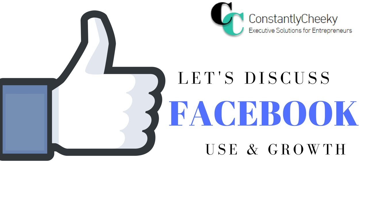 Let's talk Facebook