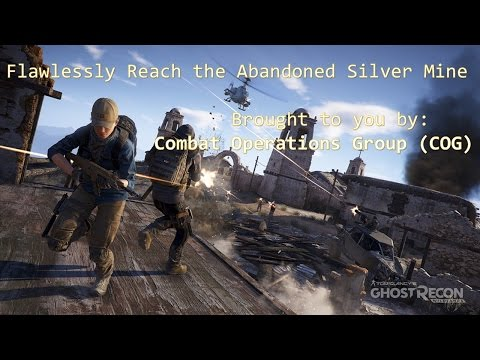 How to flawlessly complete the Carl Bookhart Mission in Montuyoc - Reach the Abandoned Silver Mine
