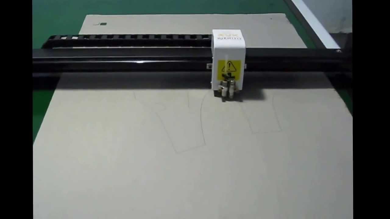 Garment Pattern cutting machine / Cutting plotter / Cutter Plotter