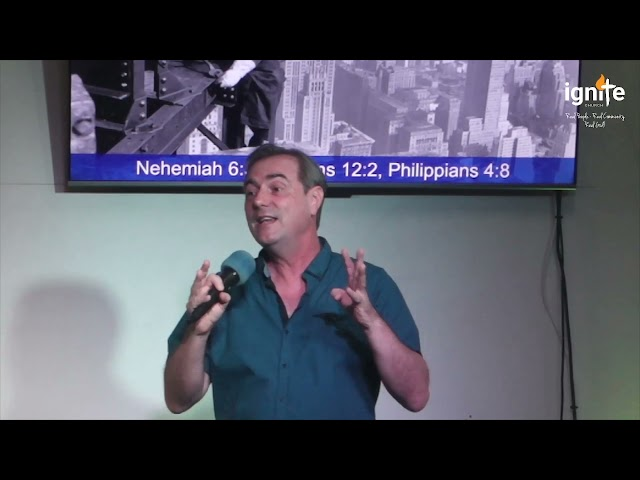 Ps Darin Browne - Building For The Future: Part 3