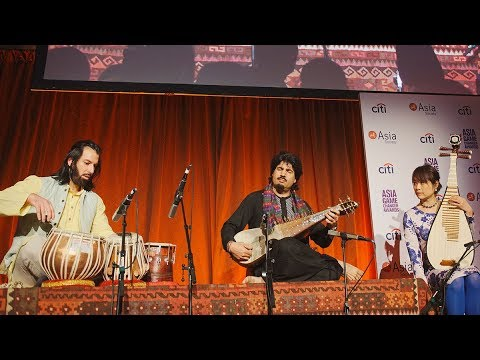 Aga Khan Musical Ensemble Performs at Asia Society Game Changers Awards