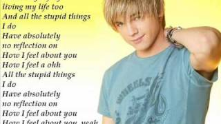 Jesse McCartney -  Stupid Thing Lyrics
