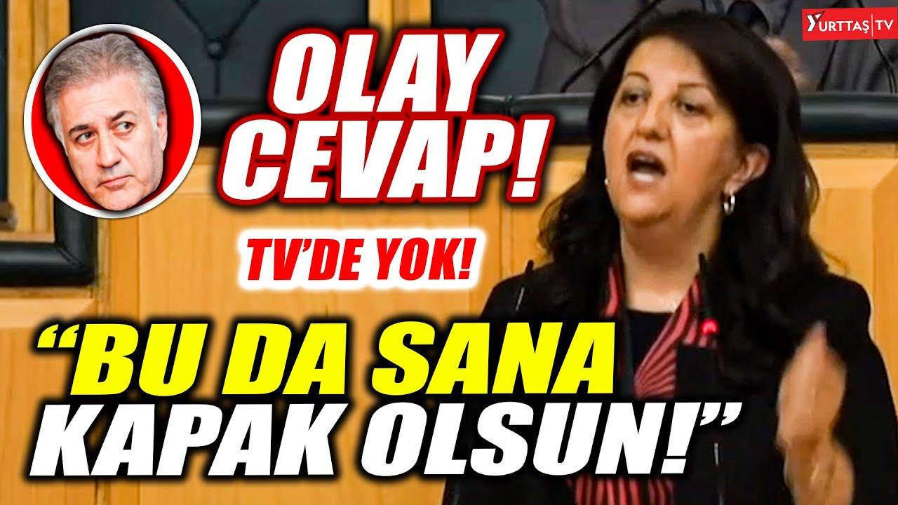 """Download Pervin Buldan'dan Tamer Karadağlı'ya çok konuşulacak Nihal Yalçın cevabı! """"Bu da sana kapak olsun!"""""""