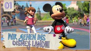 Disneyland Adventures • Ich raste dezent aus! #1 | Lets Play deutsch