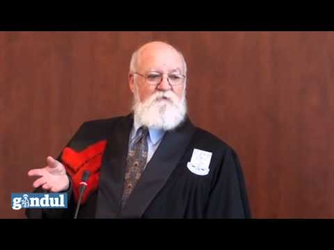 Daniel Dennett's speech at the University of Bucharest, Romania - part 2