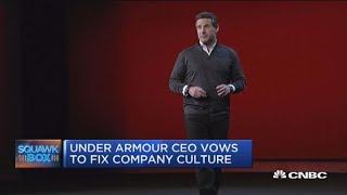 Under Armour responds to strip club report