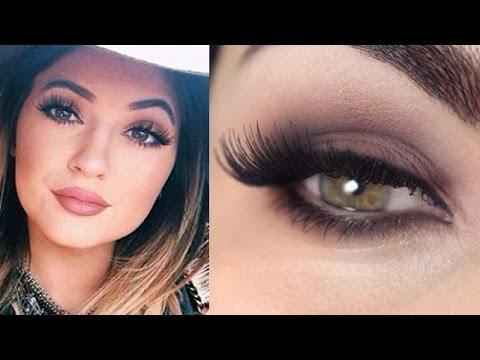 Kylie jenner makeup youtube