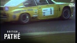 Saloon Car Racing (1970-1979)