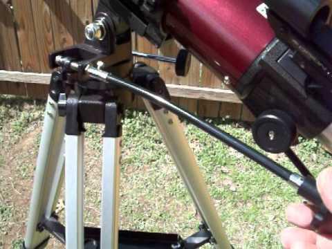 Orion's StarBlast 90mm Refractor (travel scope)