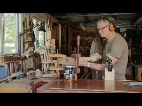 Cutting Wood Screw Threads, Part 2