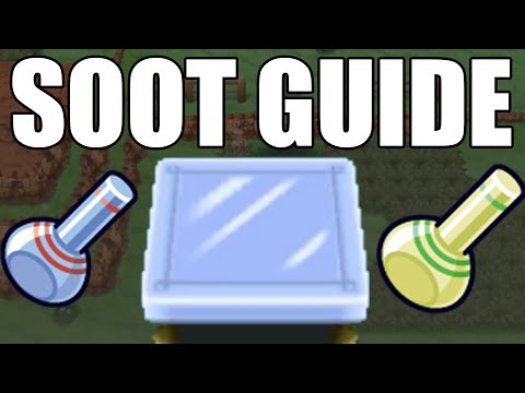 Soot Guide! How To Get Elegant Desk, Elegant Chair, And Glass Flutes ORAS