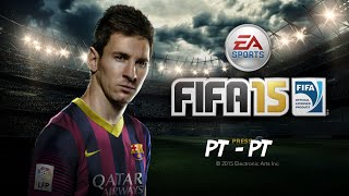 FIFA 15 DEMO PC Gameplay PT PT