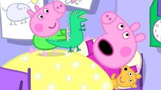 Peppa Pig en Español - Peppa Pig Caja de juguetes! - Dibujos Animados