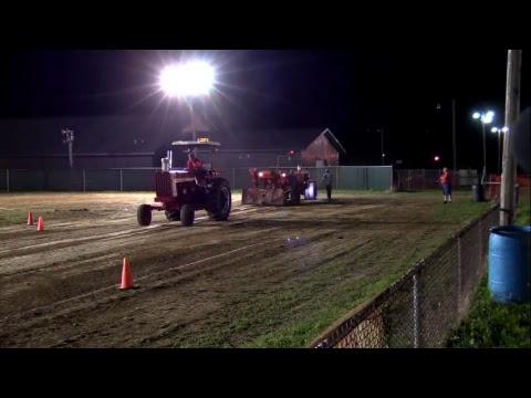Barnyard Tractor Pull - 2018 Georgetown Fair