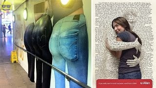 100 Most Creative Advertisement Ideas Ever Episode 2