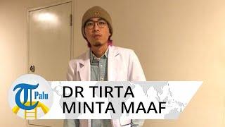 Dokter Tirta Minta Maaf dan Jelaskan soal Pernyataannya di ILC Sindir Atta dan Influencer Lainnya