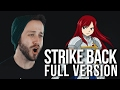 STRIKE BACK FULL English OP Cover Fairy Tail Opening 16 By Jonathan Young Feat Ahren Gray mp3