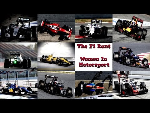 F1 Rambles - Women and Equality in Motorsport
