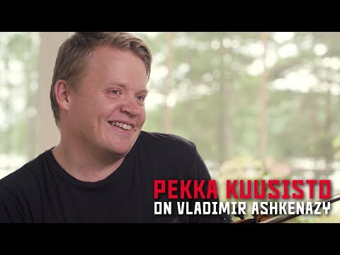 Pekka Kuusisto on Vladimir Ashkenazy (Philharmonia Orchestra)