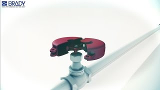 How To Install A Gate Valve Lockout Device