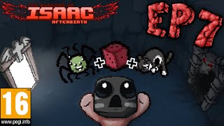 The Binding Of Isaac Afterbirth Ep7, Ragmans de la muerte